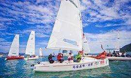 确定出发【帆船出海】5.26-27:相约深圳游艇会,帆船激浪出海,海上帅气皮划艇,最美海景骑行