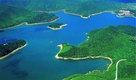 """【周末】徒步宁波的""""泸沽湖""""-九龙湖,沐浴湖光山色(1天)"""