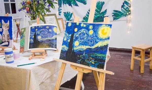 暖岛画室 隐于老汉口租界 画画从现在开始~!| 成人零基绘画