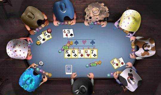 【游戏化学习课堂】德州扑克新手教学