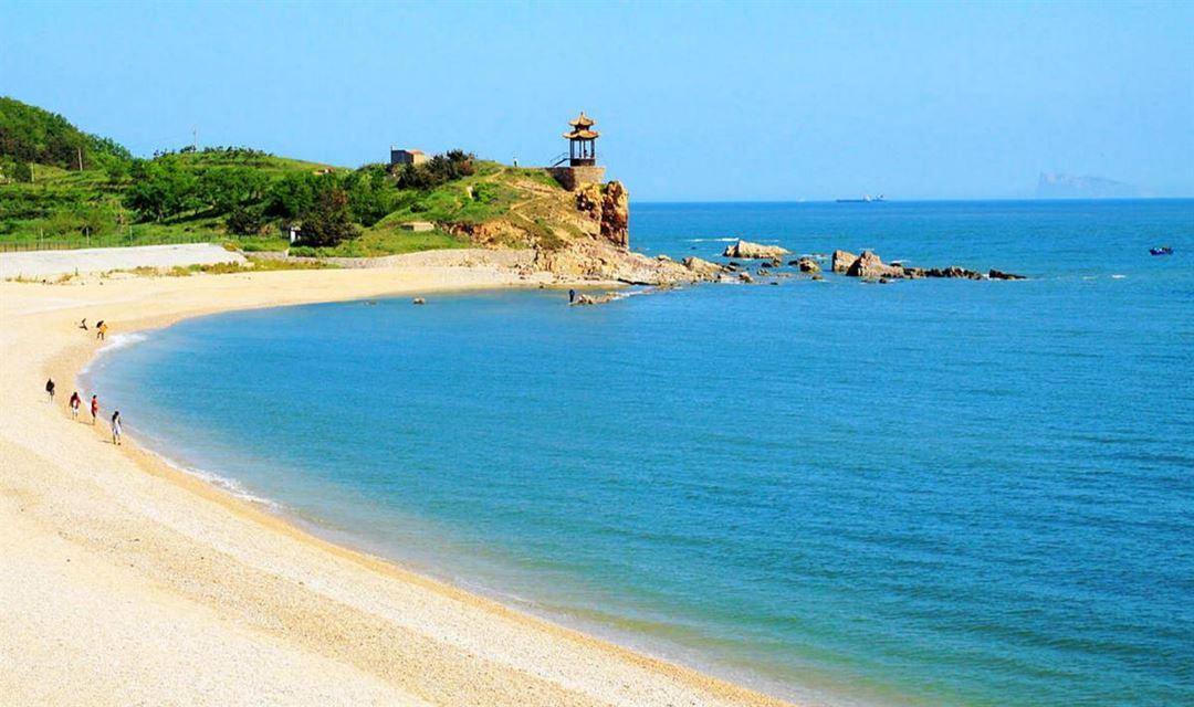 五一假期,畅游神奇美丽海岛--山东长岛,黄渤海分界线,各种海岛美景!
