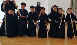 儿童剑道课程(适合4-9岁)