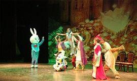【红剧场】4月30日儿童剧《阿拉丁神灯》为你实现梦想