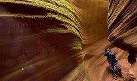 5月18-20号 靖边龙洲丹霞,甘泉雨岔大峡谷,延安,纯玩休闲摄影,代购往返火车票