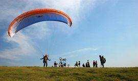 5.06一日丨富阳永安山滑翔飞行体验,充足自由任您翱翔