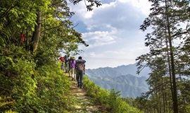 「秘境江南」穿越徽开古道 · 探寻最原始的自然风貌和人文村落(端午)