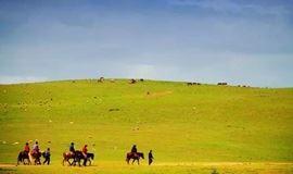 [五一活动]坝上草原 策马奔腾-篝火烤全羊