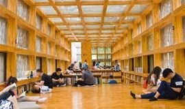 2018年 第8期 木兰学院 游览世界最美阅读天堂 幽璃谷《篱苑书屋》跨神峪堂山水栈道8公里
