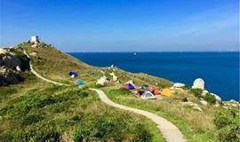 【香港·露营】5月12-5月13号香港观星空最佳海岛蒲台岛露营2天活动