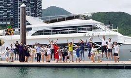 五一假期 2期【周末·休闲】惠州东部湾特色海景房度假、游轮出海、私家沙滩烧烤BBQ、海上KTV 两日游