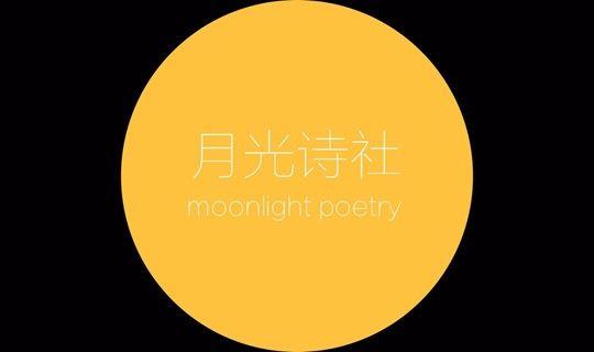 《月光诗社》我们一起在月光下分享诗歌的美好和生活的感动