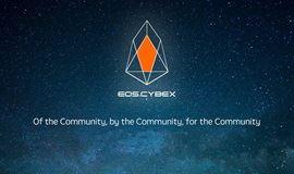 【邀请函】EOS.CYBEX MEET UP 上海站