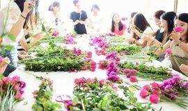 母亲节「花礼」全城公益招募,说【爱你】!免费花艺初体验