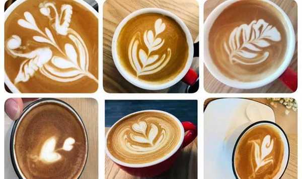 知识e站学做咖啡活动:这一次我们不仅学做卡布奇诺咖啡拉花,咖啡师还手把手教授如何手冲一壶精品咖啡