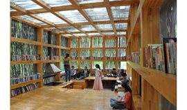 已成型 周六/周日 神堂峪山水栈道、全球18家最美图书馆之一 篱苑书屋,一日纯玩户外休闲摄影