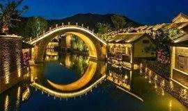周六: 古北水镇,司马台长城,泡温泉,古镇夜景,一日户外活动