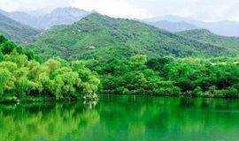嘈杂的北京|让我们在玉渡山寻一片静谧-忘忧湖边忘忧愁