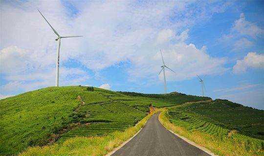 【周末】相约宁波的香格里拉,徜徉在最美风车公路(1天)