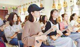 【11月25日ukulele精品体验课】一小时学会用尤克里里自弹自唱N首歌