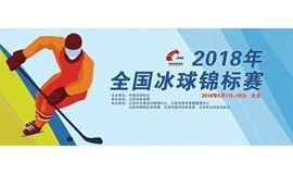 2018年全国冰球锦标赛 汇佳赛区(女子组、男子B组)