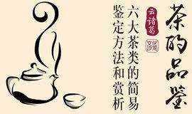 罗浮宫中国茶文化推广大使杨子与您共品鉴六大茶