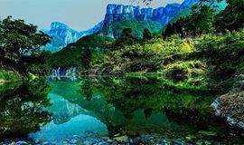 南太行│徒步挂壁公路,行摄原始峡谷美丽仙境!