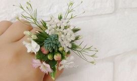 AS. Flower鲜花戒指DIY