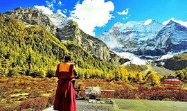 川藏线端午-最美318-从你的全世界路过稻城亚丁-林芝桃花节-拉萨休闲精品游