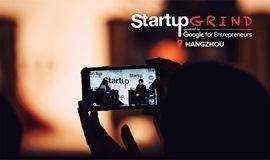 """谷歌联合的Startup Grind杭州 - 对话 VNTChain创始人 周峰:""""未来公链的落地探索"""""""