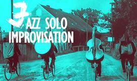 Jazz Solo Improvisation 一期课程