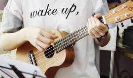 【1月5日周六/1月6日周日】追梦 ukulele尤克里里公开课 | 从乐器小白到自弹自唱达人get√