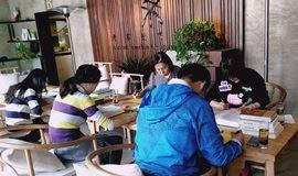 燕乌&老窑瓷经传雅训读书会第52次活动。