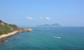 中国最美八大海岸线之一东西冲穿越一日游