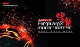 TEDx Youth@FenghuangSt 2018春季大会/涅槃