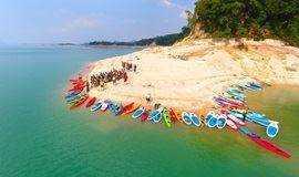 (新线路)6.10周日:激战万绿湖,桨板+皮划艇,劲爆夏日