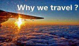 旅行者的共鸣,象左象右旅行分享演讲-------《Why we travel?》 邀请您的参与!