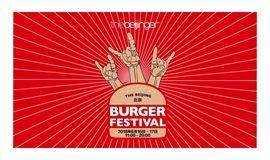 2018北京国际汉堡节开始啦!