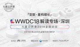 深圳站 | 分享WWDC热点资讯、解读iOS最新调整、透析手游新风向,消费心理学助力你的流量增长