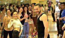 性感Kizomba舞广州公开课~感受不一般的非洲探戈~一试就会爱上