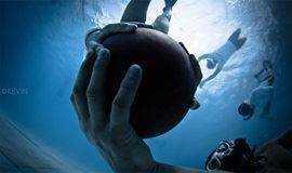 水下橄榄球超值体验课|火热的夏天,就需要不一样的玩法