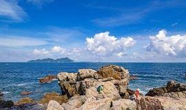 49元周日海岸线穿越,珠海阳光沙滩