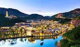 【端午假期】6.17周日,畅游古北水镇,赏醉美水镇夜景,登司马台长城!
