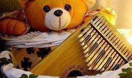 INS超火乐器 卡林巴琴亲子共学!抓住孩子音乐敏感期,激活音乐天赋!