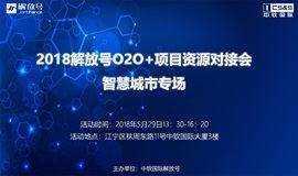 2018解放号O2O+项目资源对接会NO.3智慧城市专场