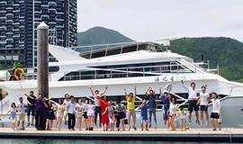 端午假期 2期【周末·休闲】惠州东部湾特色海景房度假、游轮出海、私家沙滩烧烤BBQ、海上KTV 两日游