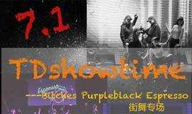 TDshowtime-Bitches.Espresso.Purpleblack专场演出