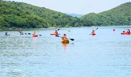 【海之风情】海上绿洲塔门岛+皮划艇宿青旅2天活动