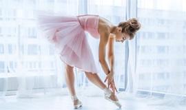 【成人形体芭蕾舞】外教女神带你优雅地美下去