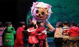 29元特惠!6.30红剧场大型童话舞台剧《果宝运动会》顽皮上演!