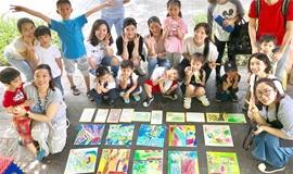 暑假班|招募小市长来共同建造一座艺术城